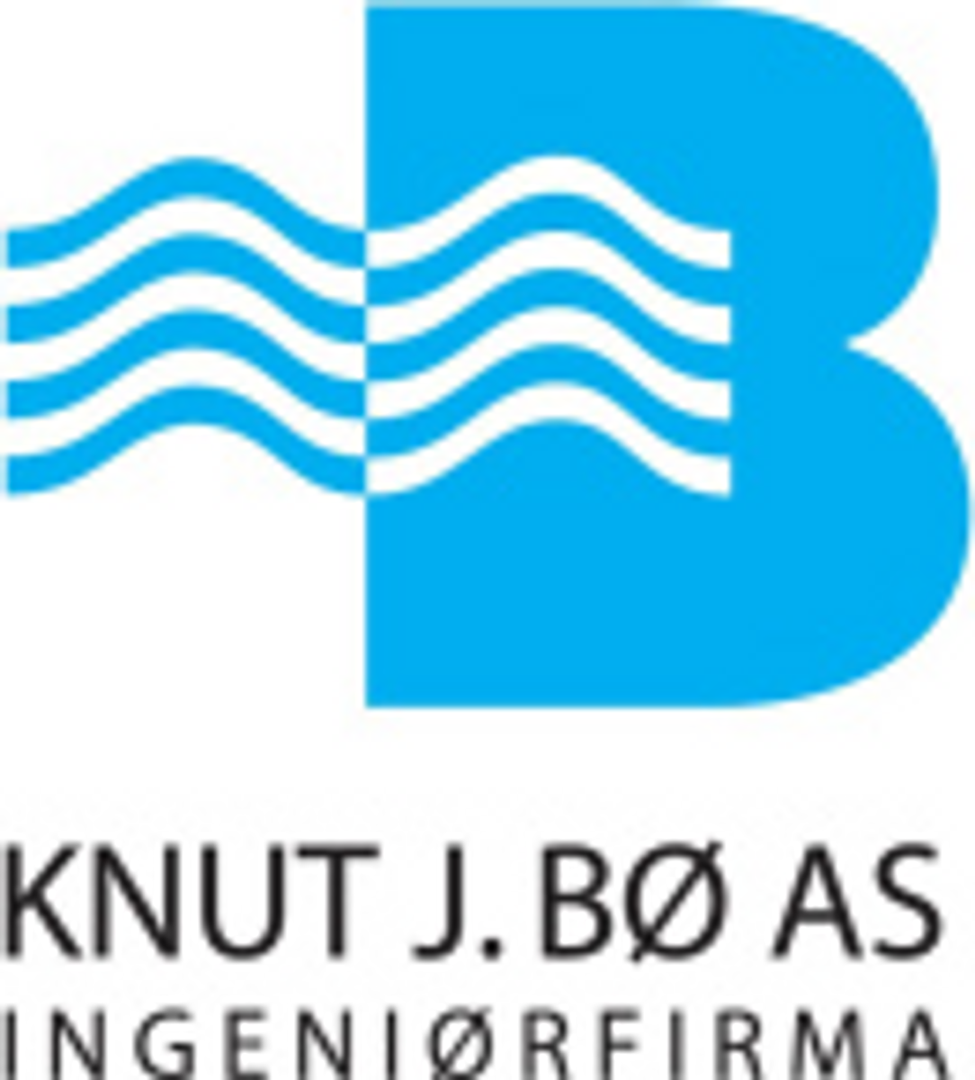 Logo, Ingeniørfirma Knut J. Bø AS